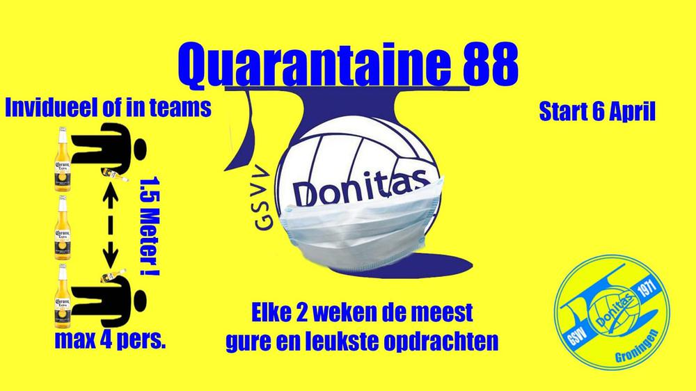 Quarantaine 88