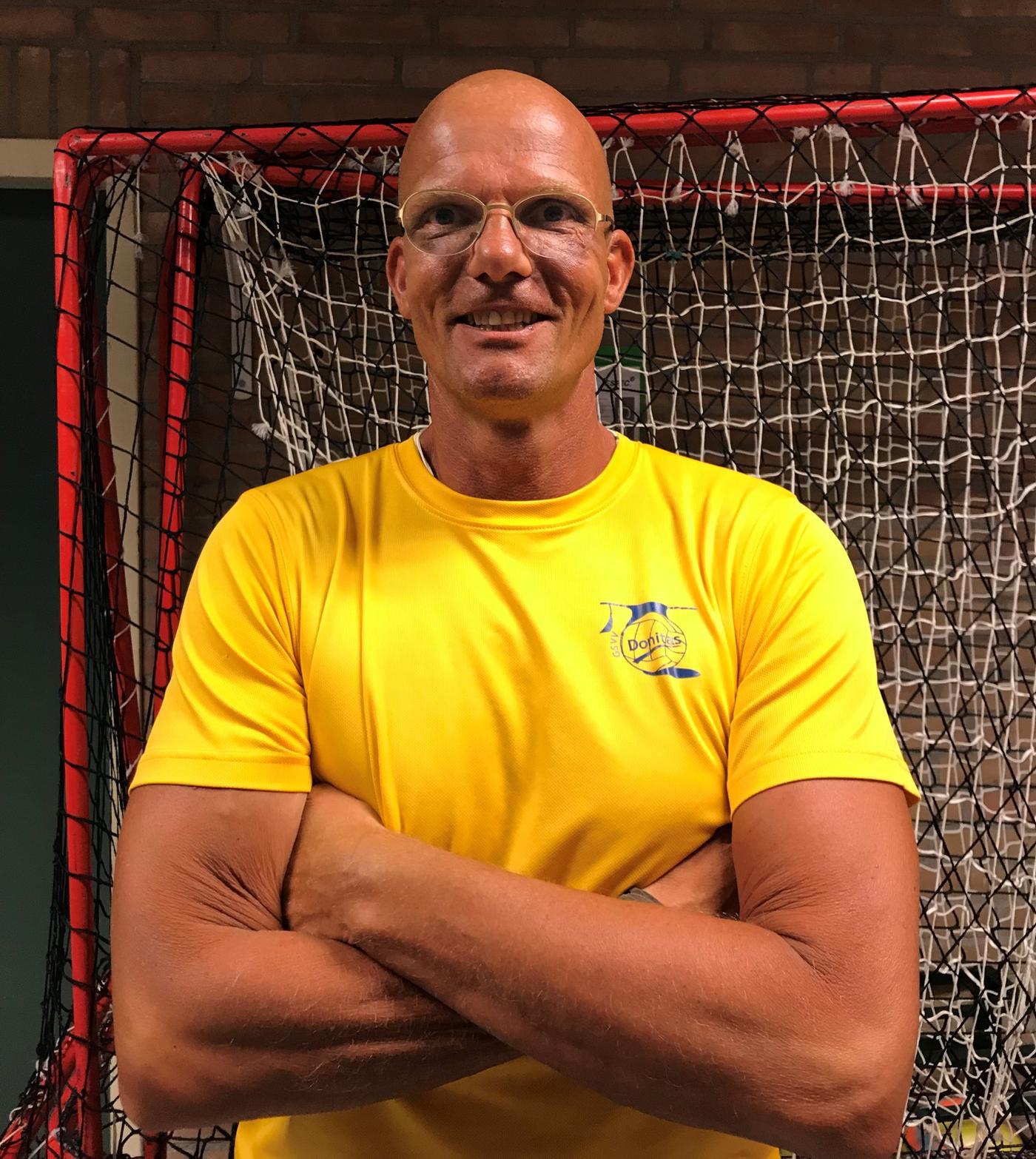 OBEG Donitas dames 1 nieuwe trainer/coach!